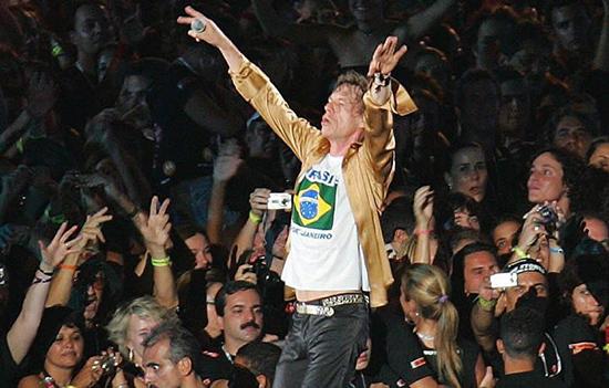 The Rolling Stones Copacabana