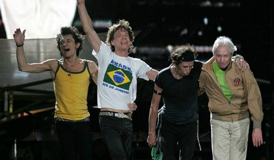 The Rolling-Stones Copacabana
