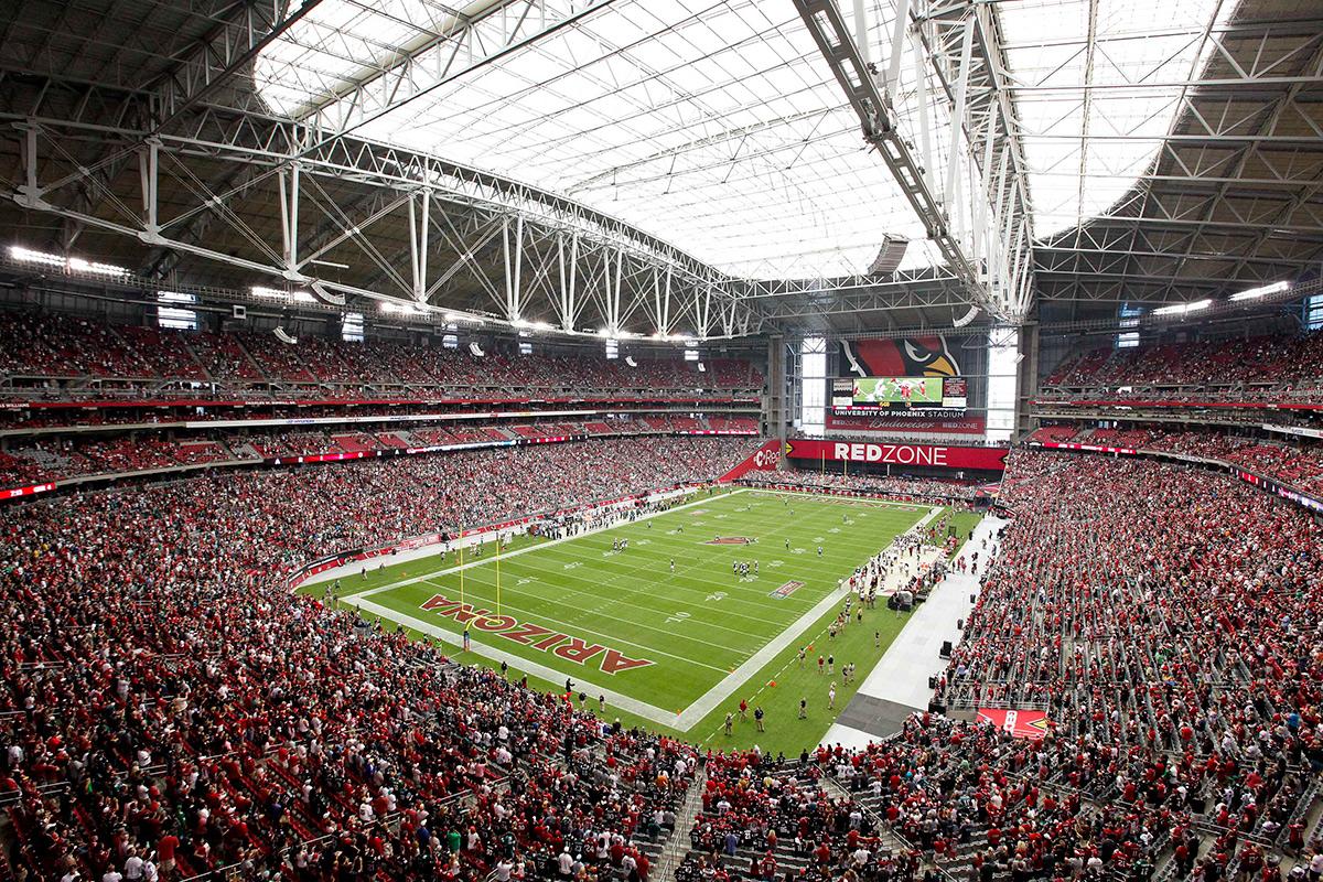 University of Phoenix Stadium de Glendale Copa America 2016