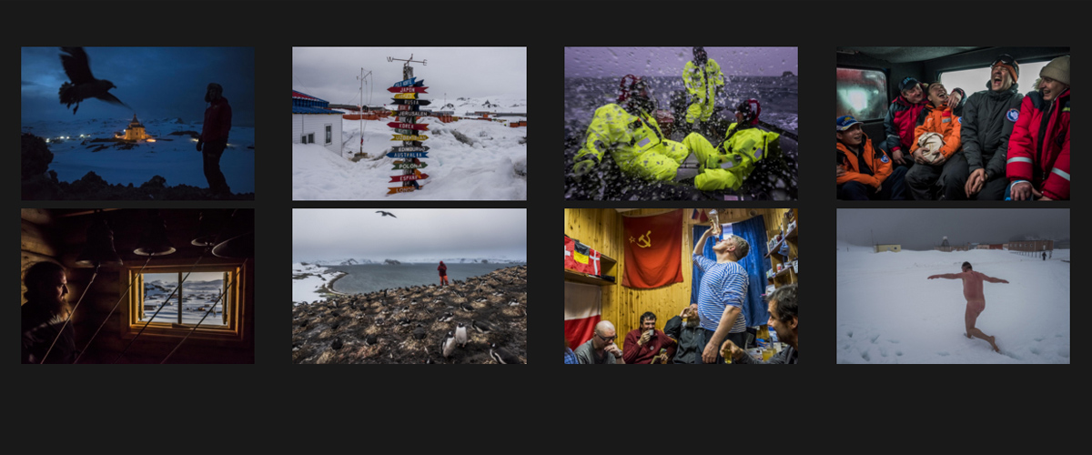 World Press Photo 2015 Antartica