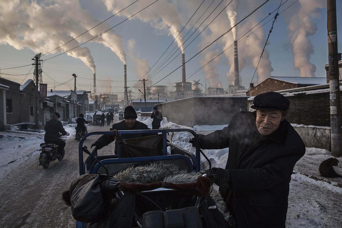World Press Photo 2015 China