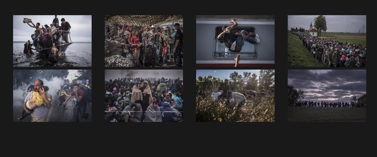 World Press Photo 2015 Grecia