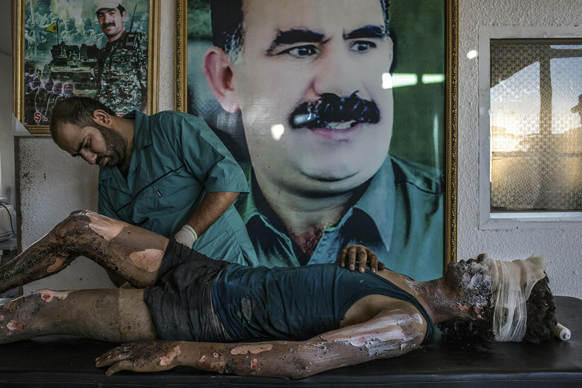 World Press Photo 2015 Siria