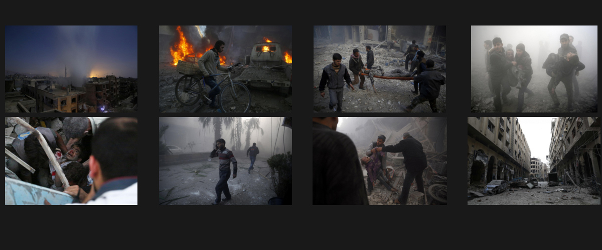 World Press Photo 2015 actualidad Siria