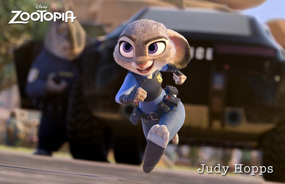 Zootopia Judy Hopps