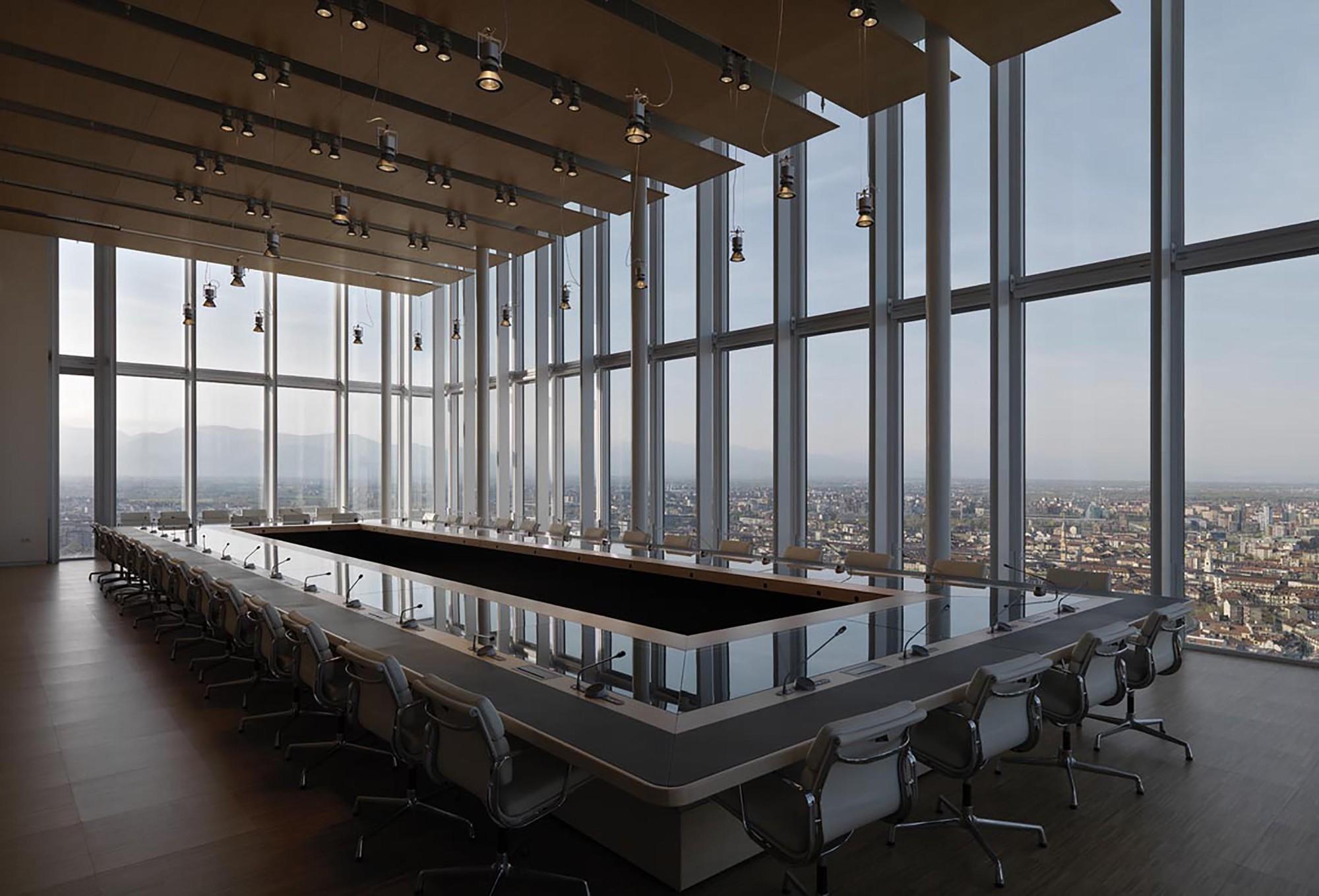 Oficinas: Edificio de Oficinas Intesa Sanpaolo