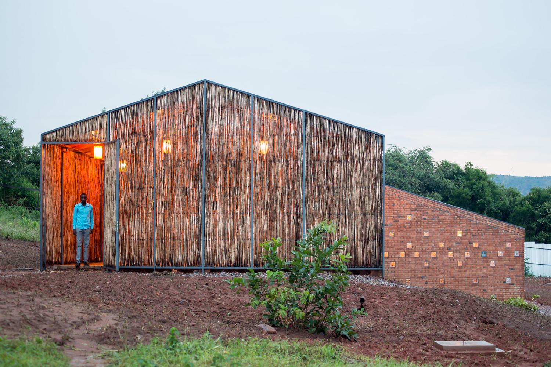 Arquitectura para la salud: Dormitorio Partners In Health