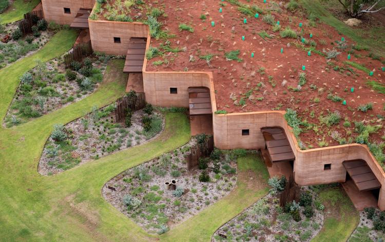 Vivienda: La Gran Muralla de Western Australia