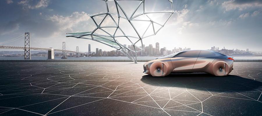 BMW auto Vision Next 100