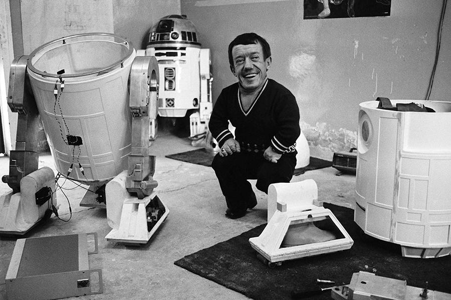 Kenny Baker R2 D2