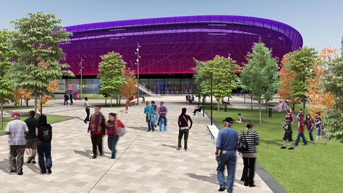 Nou Camp Nou estadio