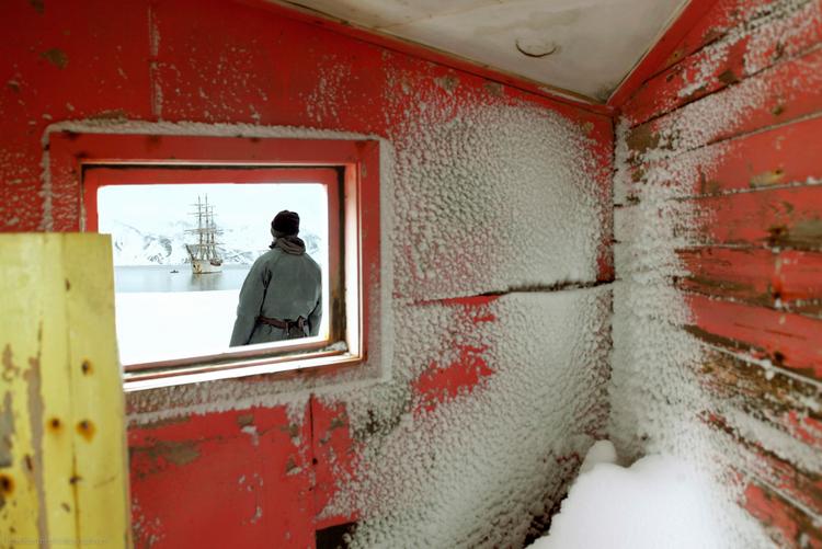 Rene Koster Antartica fotos