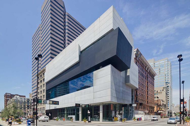 Rosenthal Center for Contemporary Art Zaha Hadid