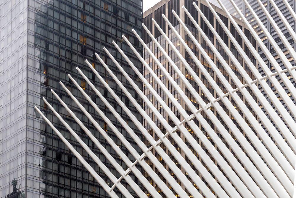 World Trade Center Transportation Hub estacion