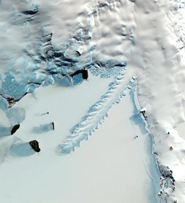 Antartica-NASA