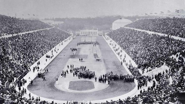 Asi Fueron Los Primeros Juegos Olimpicos Modernos Applauss Com