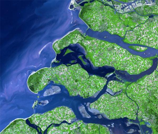 Holanda-NASA