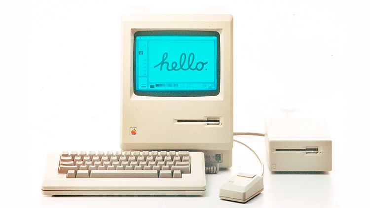 Macintosh 1984 Apple