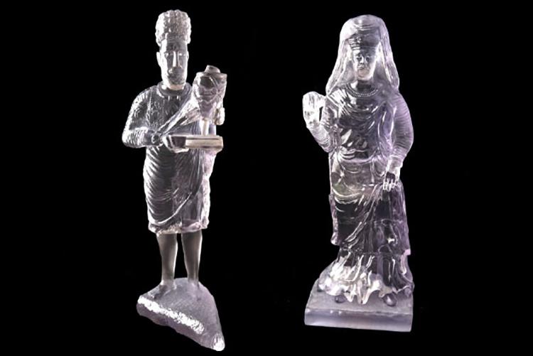 Morehshin Allahyari esculturas