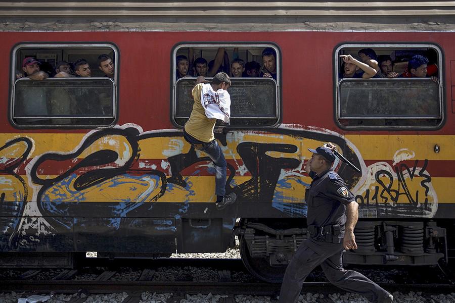 Pulitzer 2016 fotografia refugiados