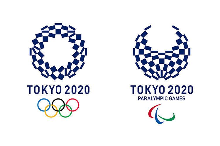 Tokio 2020 logo A