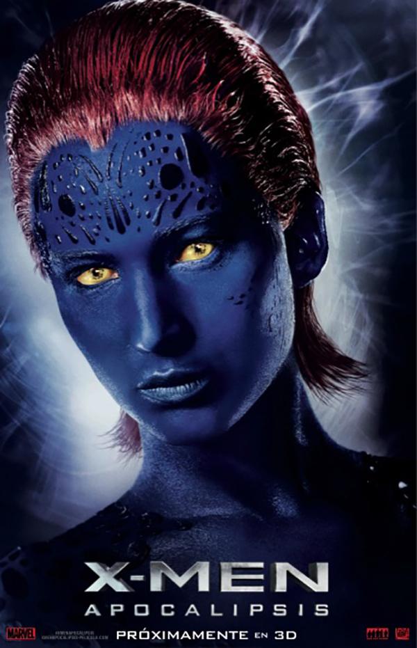 X - Men Apocalypse MYSTIQUE