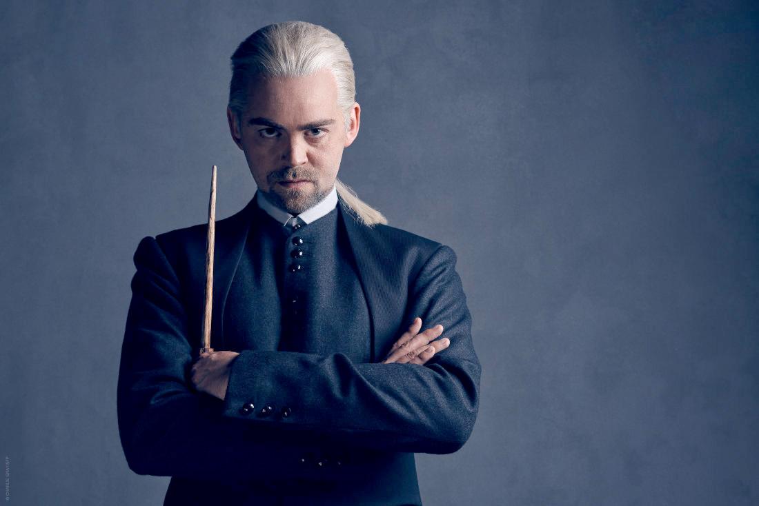 Alex Price Draco Malfoy Harry Potter