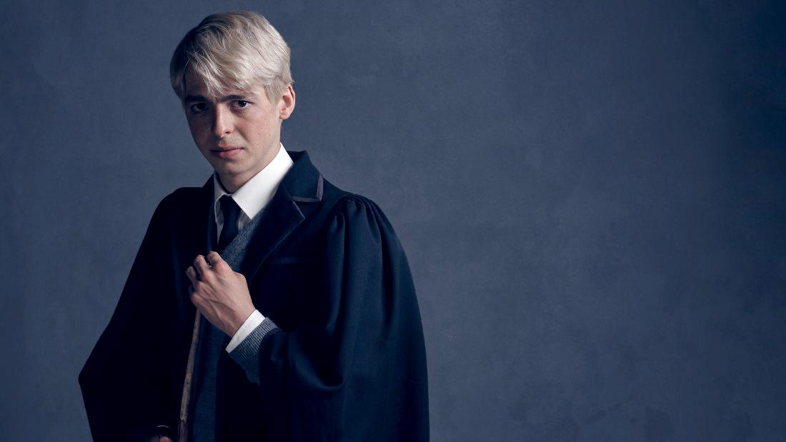 Anthony Boyle Scorpius Malfoy Harry Potter