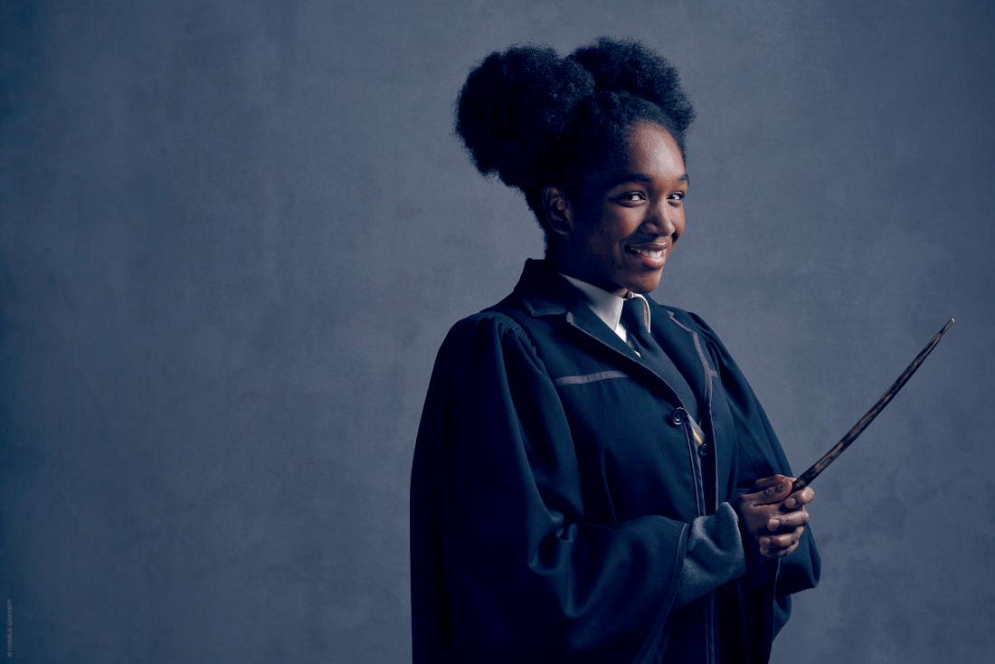 Harry Potter Cherrelle Skeete Rose Granger Weasley