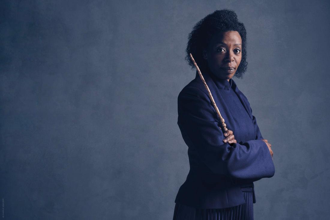 Harry Potter Noma Dumezweni Hermione Granger