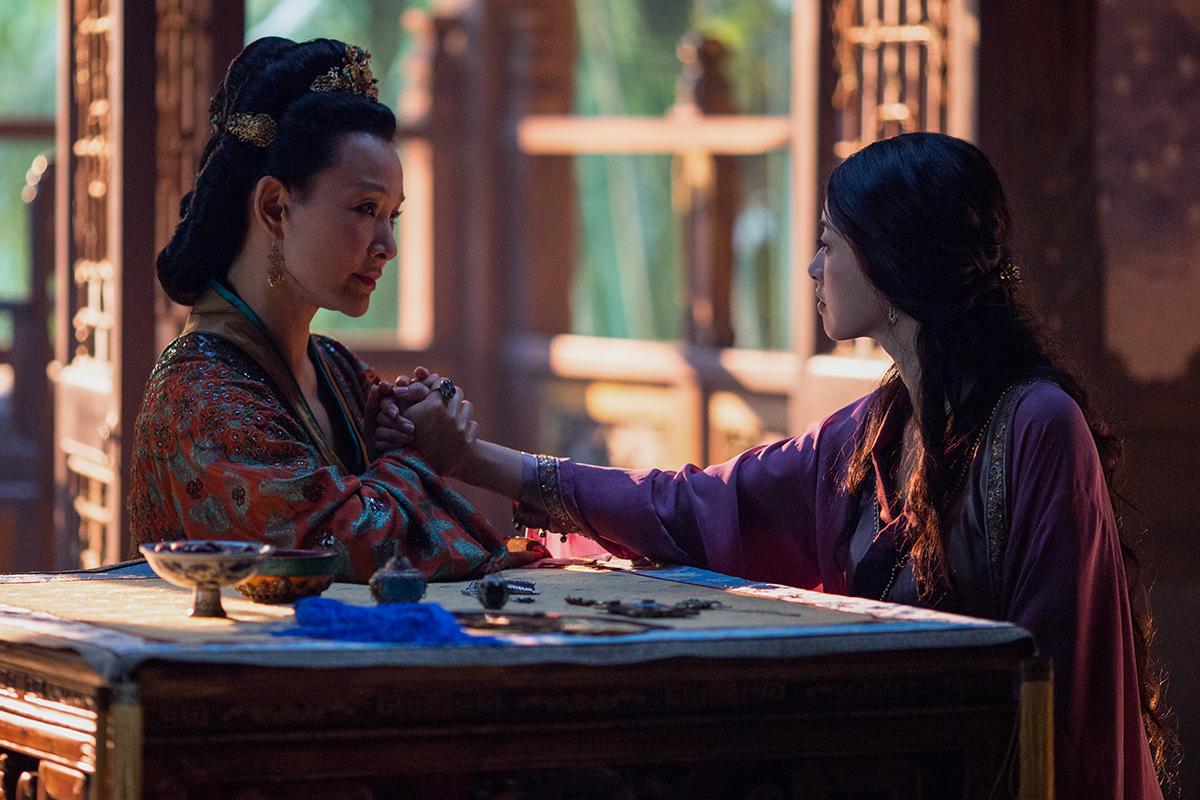 Marco Polo temporada 2 Netflix