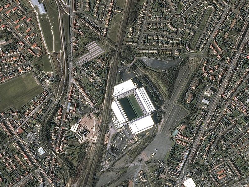 Stade Bollaert Delelis Lens Eurocopa 2016