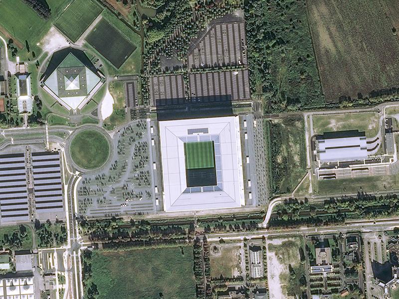 Stade Matmut Atlantique Bordeaux Eurocopa 2016