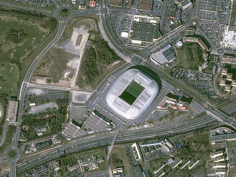 Stade Pierre Mauroy Lille Eurocopa 2016