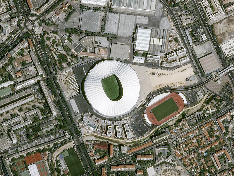 Stade Velodrome Marsella Eurocopa 2016