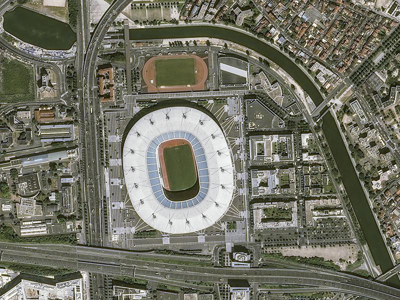 Stade de France Eurocopa 2016