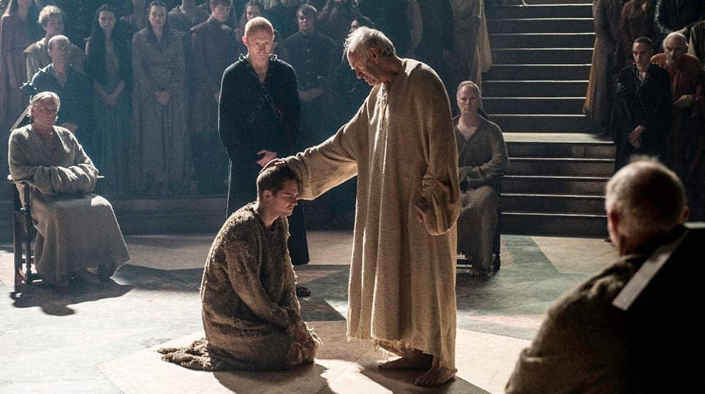 Game of Thrones - Loras Tyrell y el Gorrión Supremo
