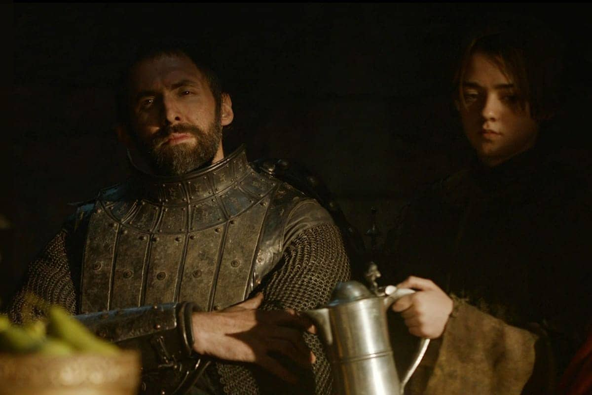 Game of Thrones - Gregor Clegane