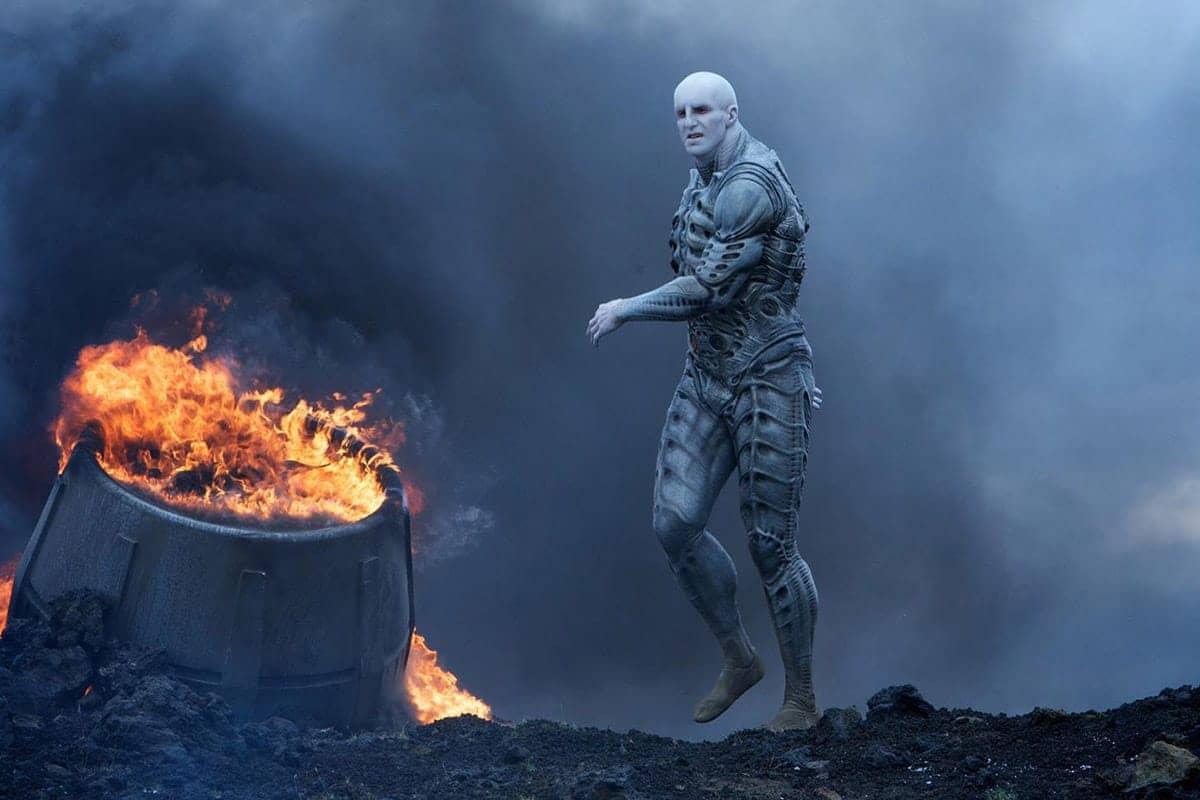 Ian White - Prometheus