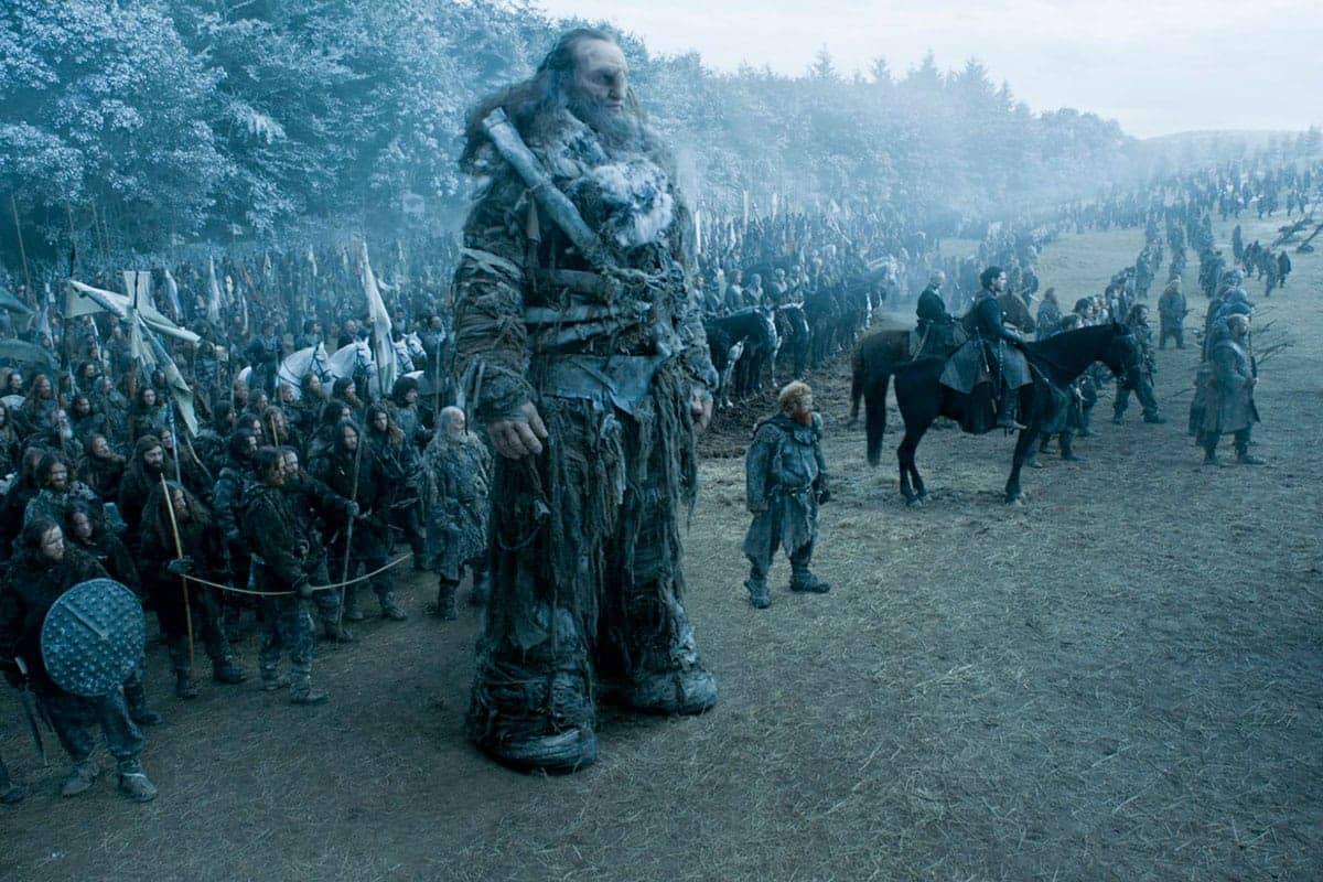 Game of Thrones - Wun Wun
