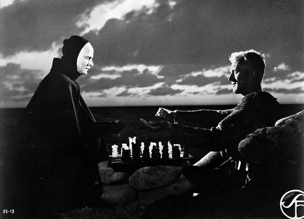 El Séptimo Sello - Ingmar Bergman