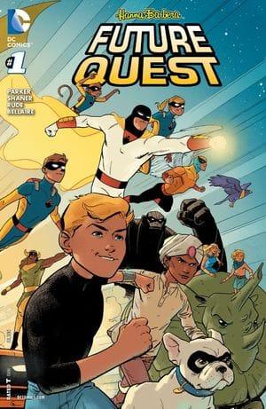 Future Quest - Hanna-Barbera