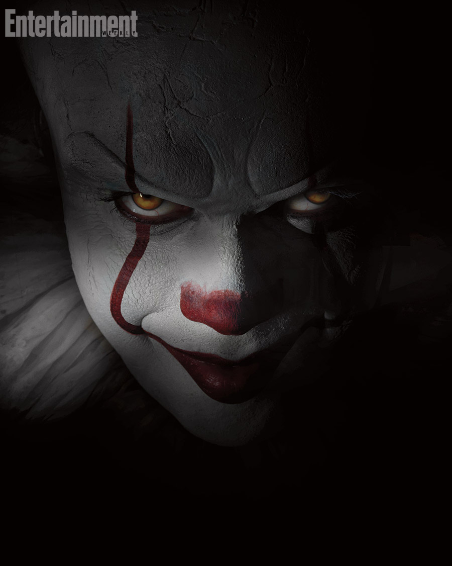 Pennywise remake 2016