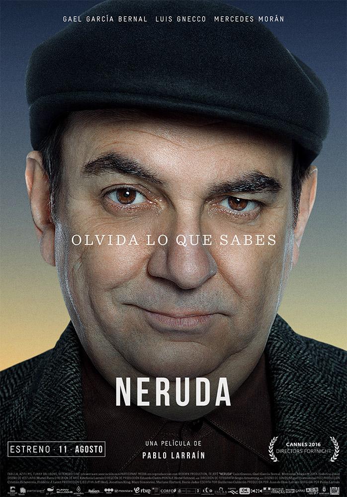 Luis Gnecco en 'Neruda'