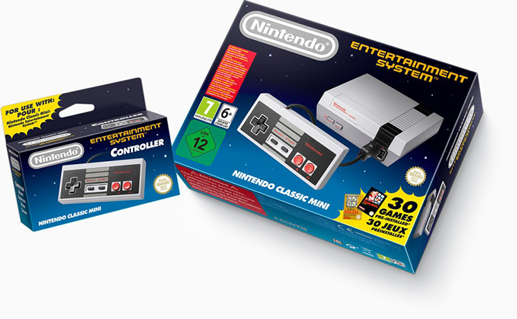 Nintendo NES Classic Edition 2016