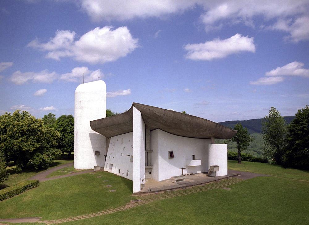 Patrimonio de la Humanidad Le Corbusier