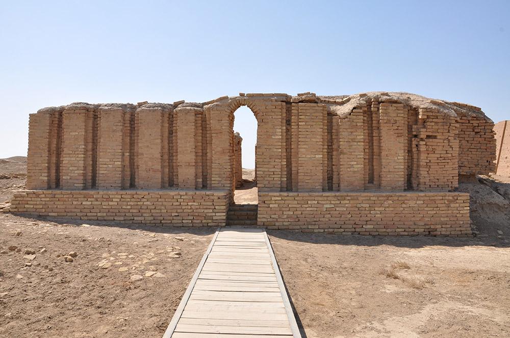Patrimonio de la Humanidad The Ahwar Irak