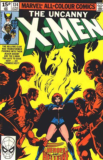 Stranger Things X Men 134