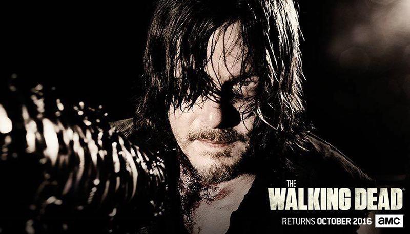 The Walking Dead septima temporada Daryl