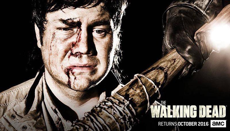 The Walking Dead septima temporada Eugene